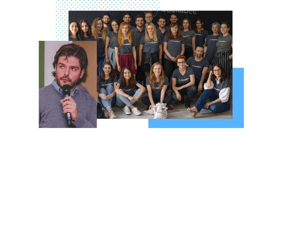 FastSpring allowed us to focus on building our product and removed the payment and administrative burden of worldwide transactions. Quote from SocialBee, a FastSpring customer.
