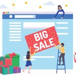 prepare online for holiday sale