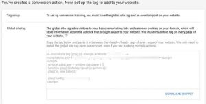 Google Tag Manager for Remarketing
