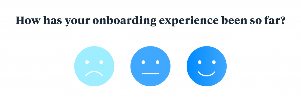 Onboarding Experience
