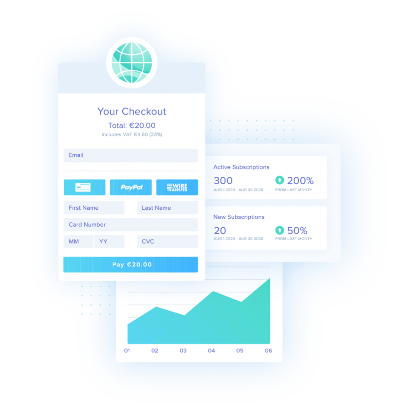 FastSpring Checkout and App